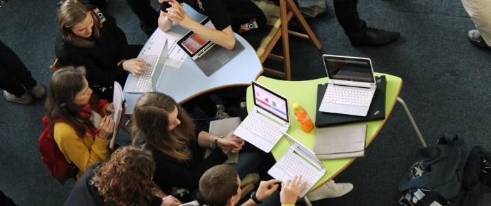 Zaključna konferenca projekta Inovativna pedagogika 1:1