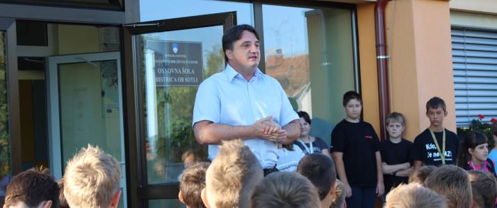 Prvi šolski dan, 1. 9. 2016