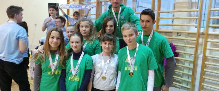 Prenovljena ekipa RoboBos na kvalifikacijah v Brežicah