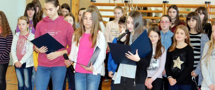 Obeležitev dneva samostojnosti in enotnosti na OŠ Bistrica ob Sotli